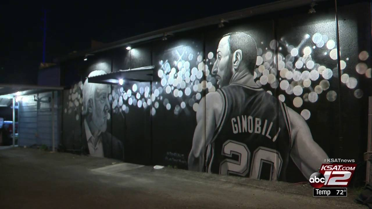 Spurs mural artist reacts to news of Erin Popovich's passing20180419031019.jpg