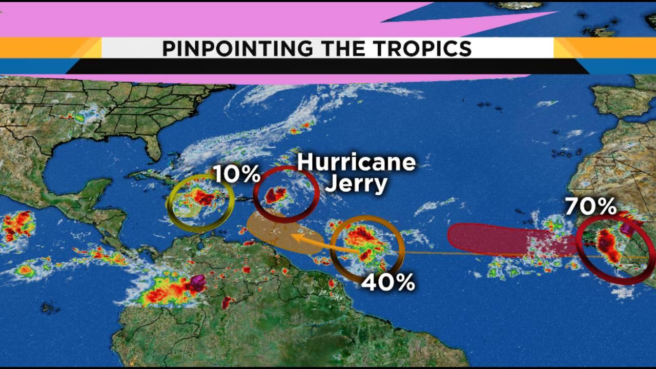Tropics 2pm 9-20-19