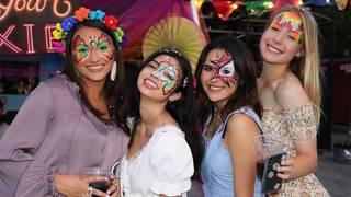 Slideshow: KSAT Insider party @ Fiesta Flambeau