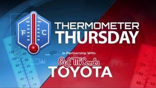 Thermometer Thursday: November 30, 2017