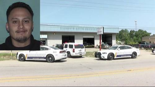 Upset customer in custody after shootout with employees in Porter, deputies say