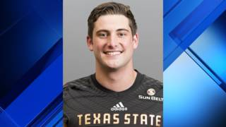 UPDATE: Former Texas State football player was killed in car