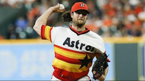 Get2Know: Astros' Gerrit Cole