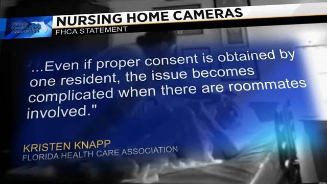Nursing Home Cameras Statement