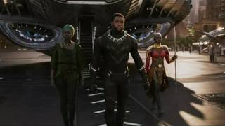 'Black Panther' provides powerful message with all-black cast