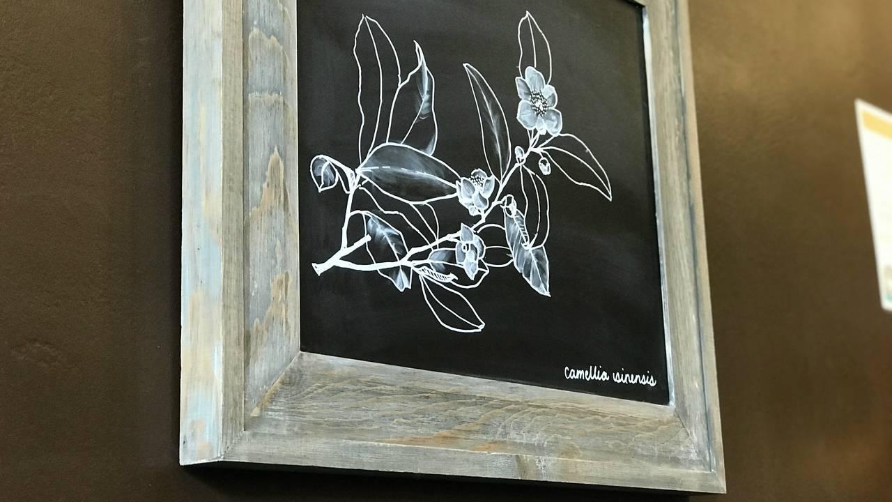 Tea Haus art