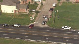 Body found along Almeda Road in southwest Houston