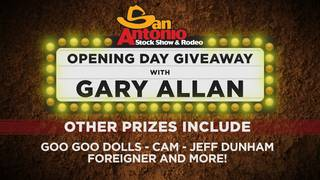 KSAT12 Opening Day Rodeo Giveaway