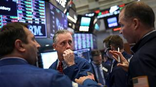 Dow drops 327 points as market turbulence deepens
