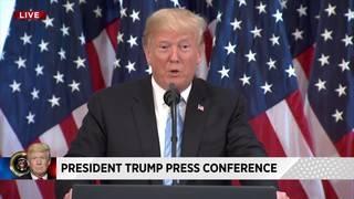 Trump to TV Martí reporter: 'I don't like what is happening in Cuba, Venezuela'