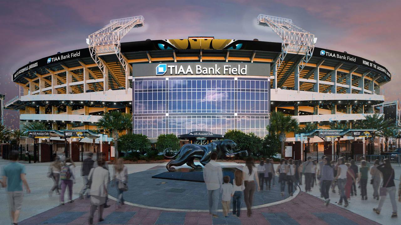 TIAA Bank Field rendering