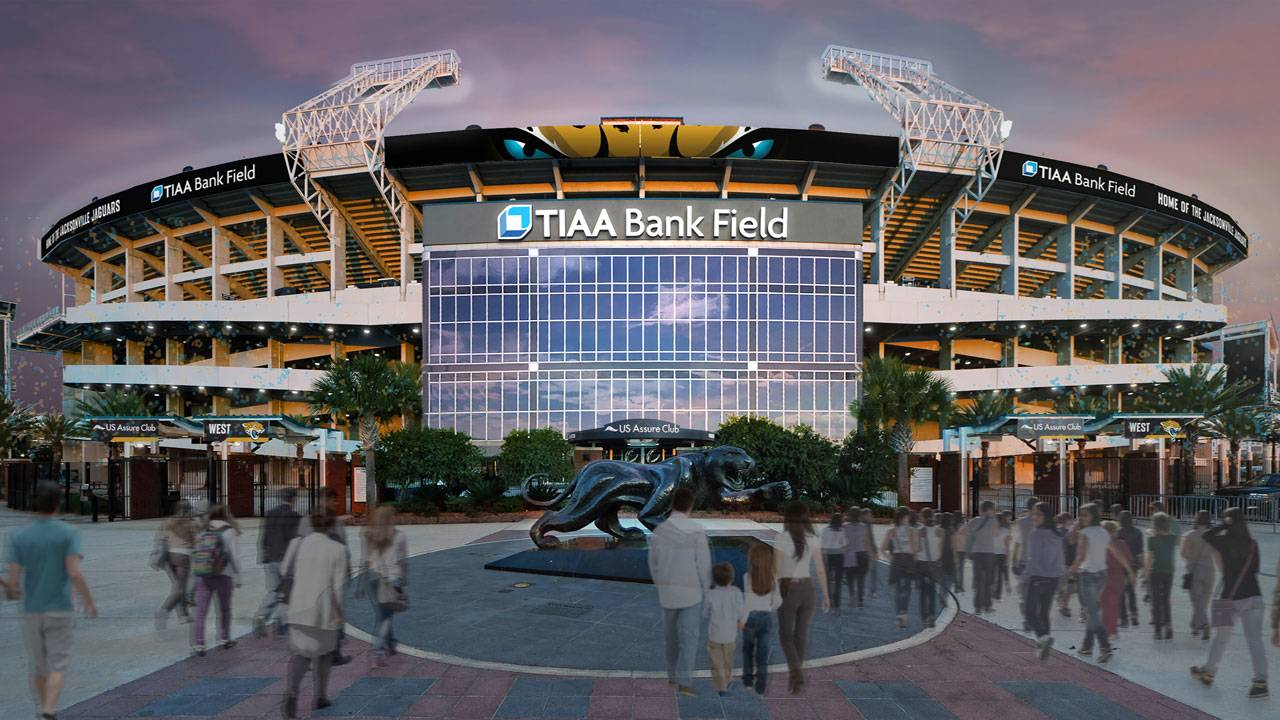 TIAA Bank Field rendering