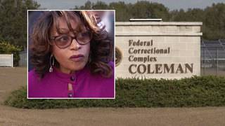 Federal prison website now lists Corrine Brown release date