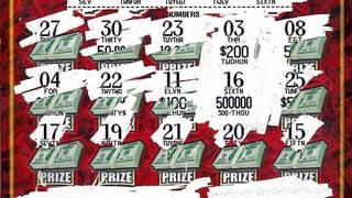 Win 5000 A Week For Life Lottery