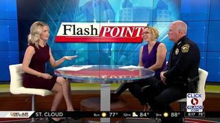 'Flashpoint' - Domestic Violence Awareness Month