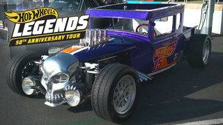 Hot Wheels Legends Tour rolling into South Florida in September