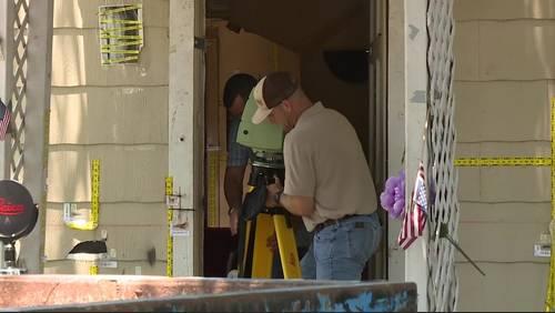 Texas Rangers, investigators return to scene of deadly botched Harding Street raid