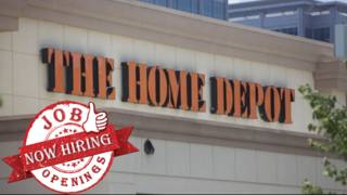 Home Depot hiring hundreds in Jacksonville