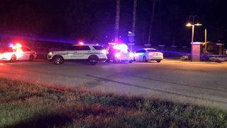 Woman found shot in vehicle in Orange County