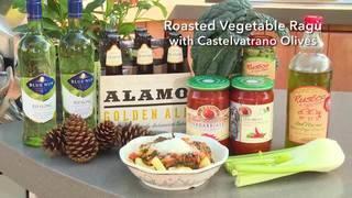 H-E-B Roasted Vegetable Ragu with Castelvatrano Olives