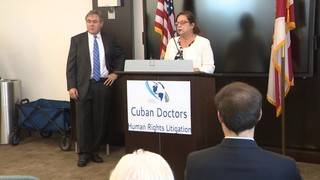 Cuban doctors file lawsuit against health agency with United Nations