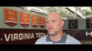 Robie era begins for VT wrestling