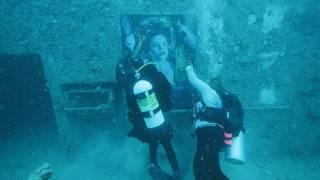 Underwater art exhibit debuts on Key West artificial reef