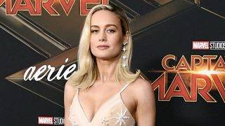 Brie Larson Dedicates Best Fight Award to 'Captain Marvel'…