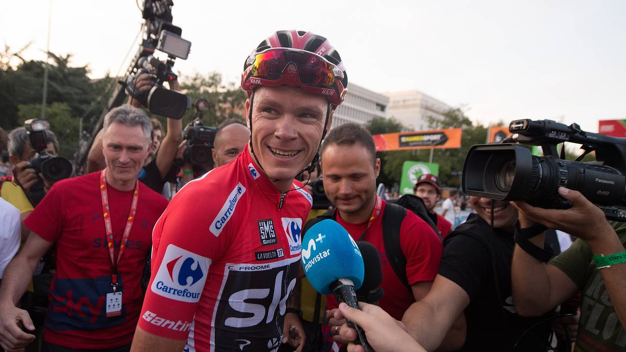 27c84a96f Chris Froome faces Tour de France security fears