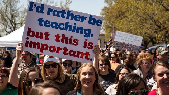 el reno school district announces suspension of teacher walkout