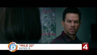 """Mark Wahlberg talks about new movie """"Mile 22"""" with Greg Russell"""