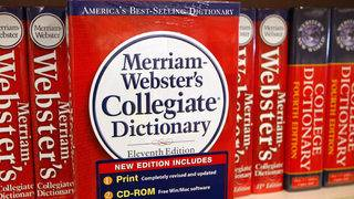 Merriam-Webster adds nonbinary pronoun 'they' to its dictionary