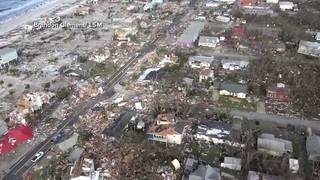 Photos show chilling destruction Michael left behind in Florida Panhandle