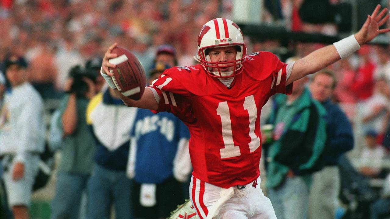 Darrell Bevell at Wisconsin