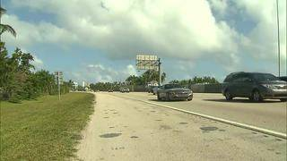 Man dies in crash at entrance to Julia Tuttle Causeway