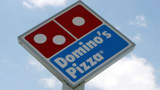 Could some of Houston's potholes be fixed by Domino's Pizza?
