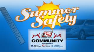 Helpful tips to stay safe this summer!