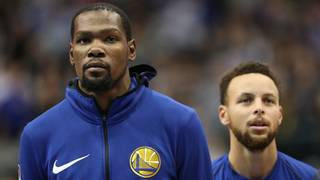 Kevin Durant's 49 points carry Warriors past Magic