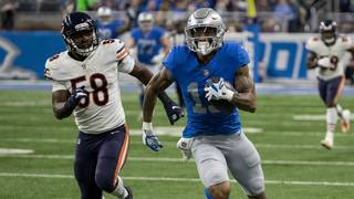 brand new 6d083 5d7fb Detroit Lions lose to Chicago Bears in Detroit