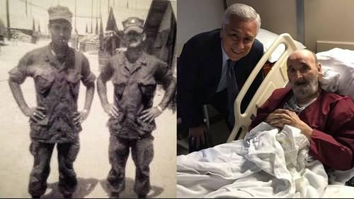 51 years later: Bill Balleza and longtime friend, Jimmy Carter, recall Vietnam War
