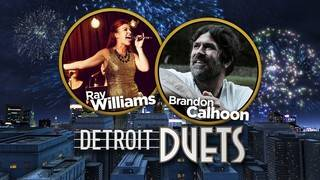 Detroit Duets 2018: Ray Williams and Brandon Calhoon