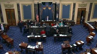 LIVE STREAM: Senate returns amid government shutdown&#x3b; vote expected Monday
