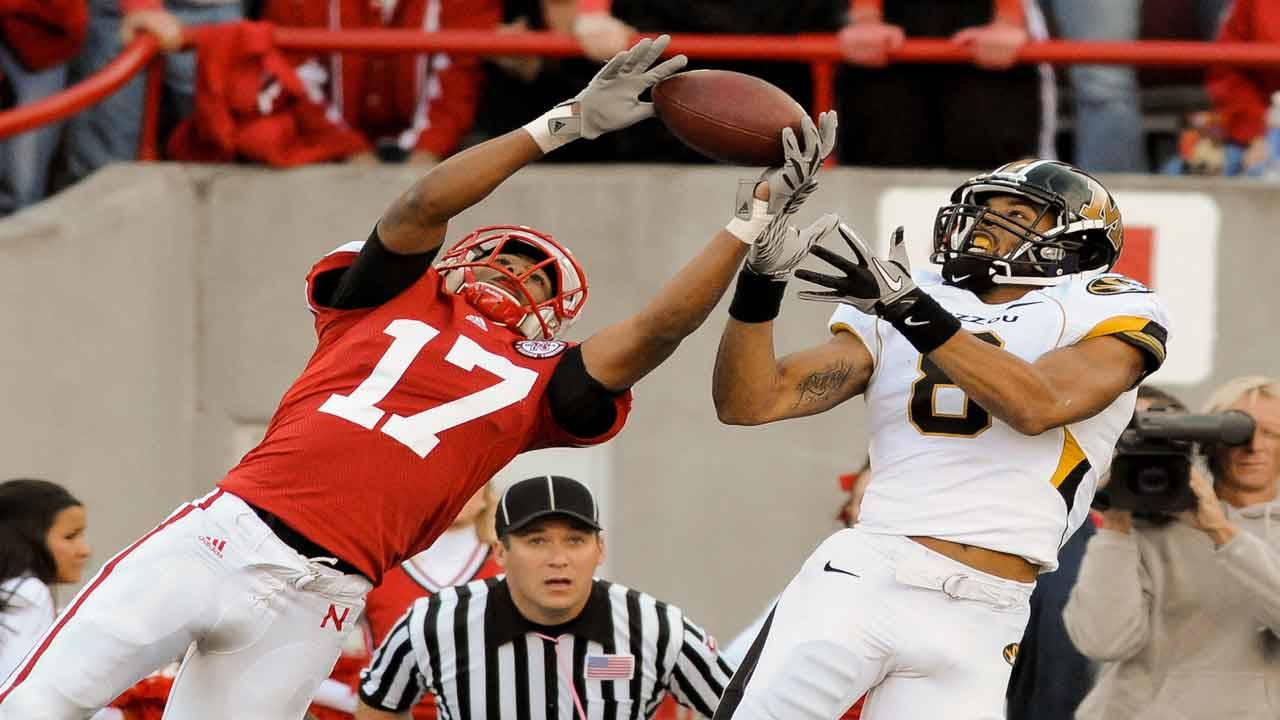 Missouri Tigers vs Nebraska Cornhuskers 2010