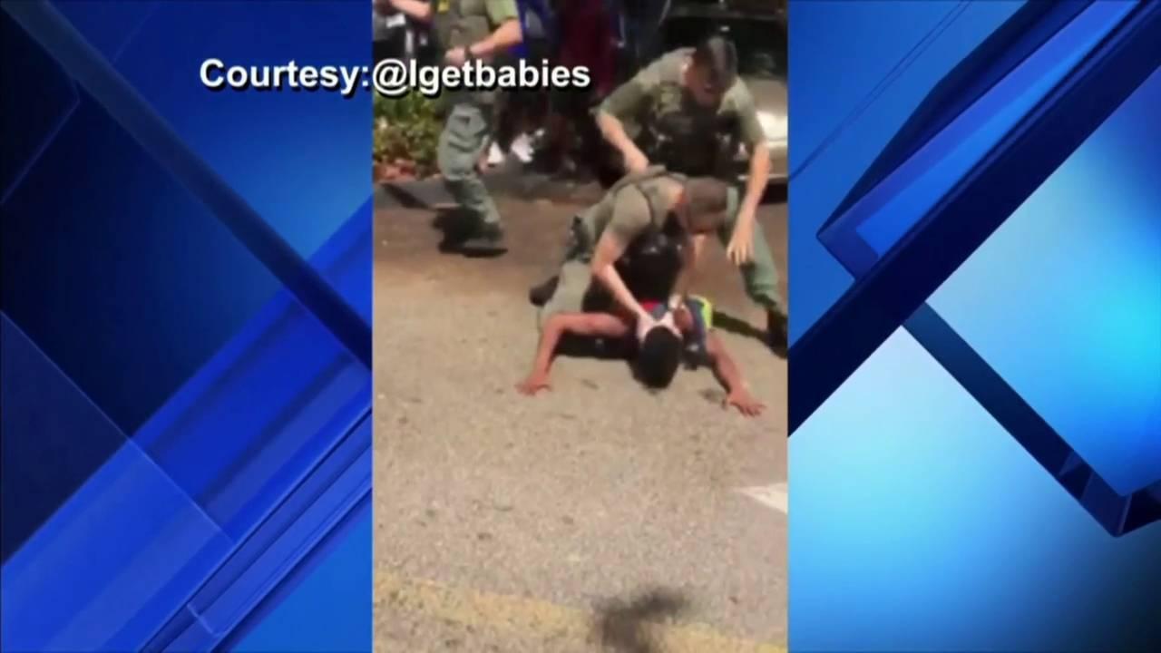 Video shows alleged police brutality in Tamarac20190418235451.jpg