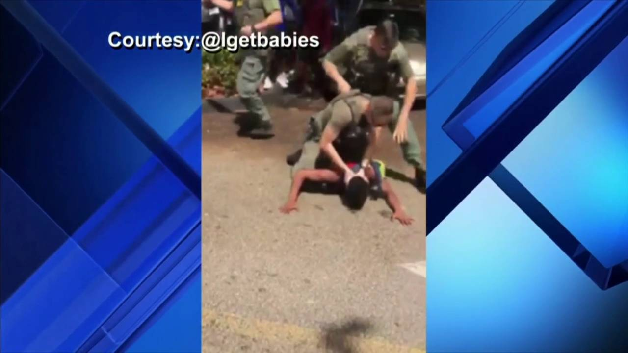 Video shows alleged police brutality in Tamarac20190418235451.jpg