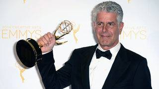 Anthony Bourdain's possessions will be auctioned off