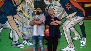 Mother-son duo create some of Houston's best street art
