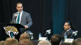 Dave Caldwell's draft history with the Jaguars a mixed bag