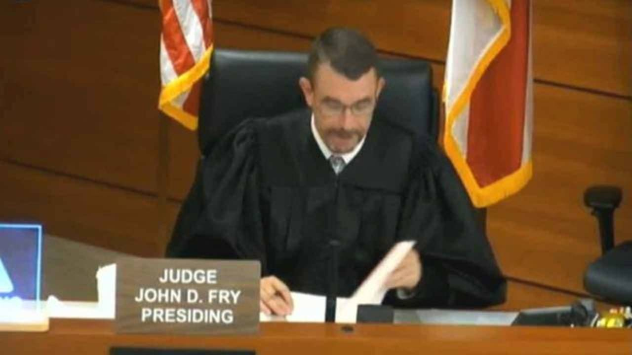 Broward County Judge John Fry
