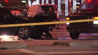 Woman dies in fiery crash in North Miami Beach
